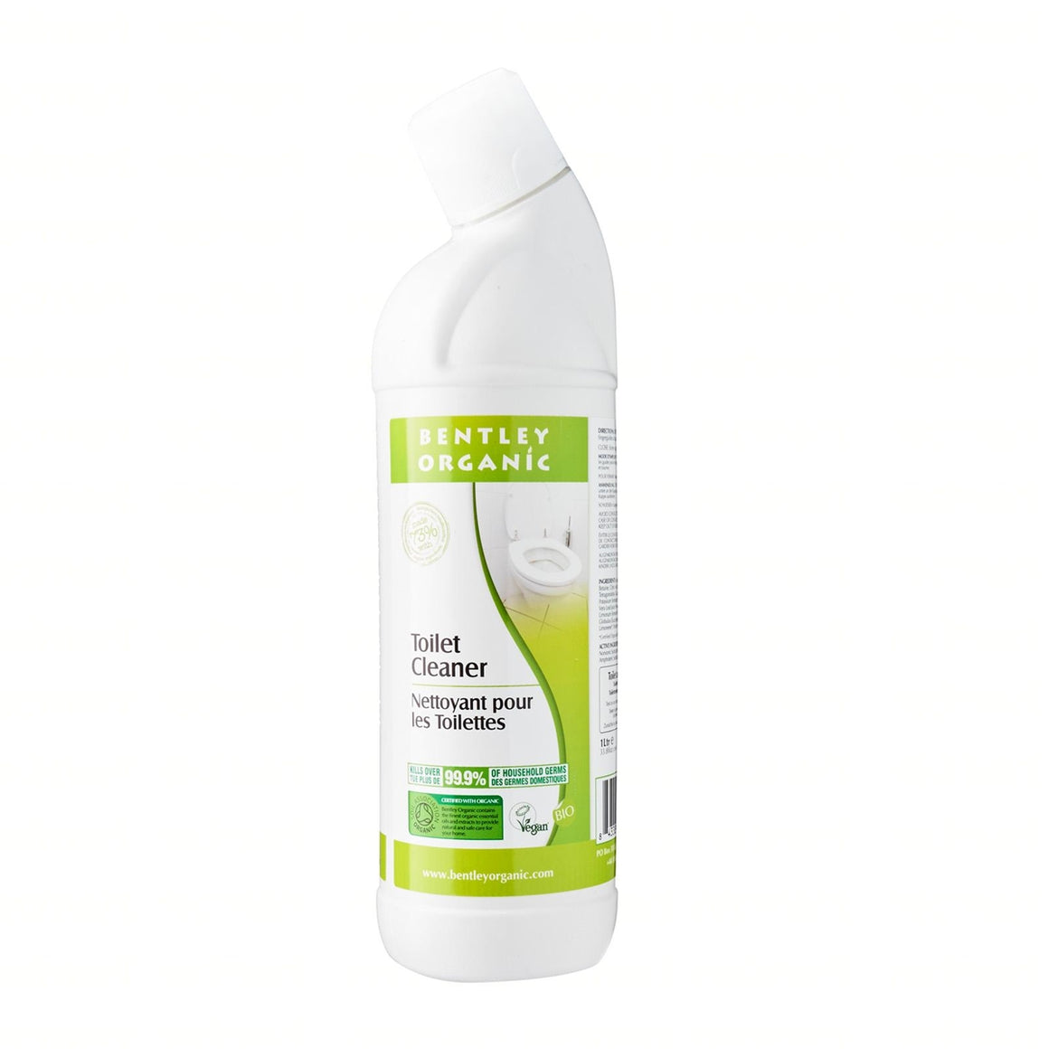 Organic Toilet Cleaner - Aldha