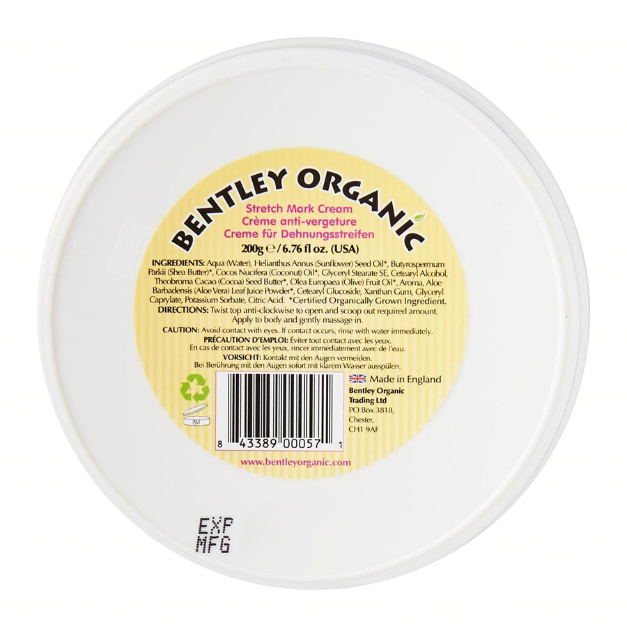 Organic Stretch Mark Bump Butter - Aldha