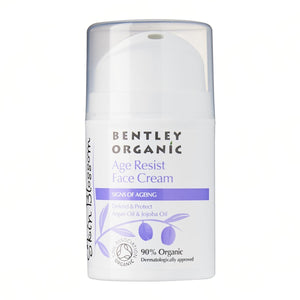 Bentley Organic Age Resist Face Cream - Aldha