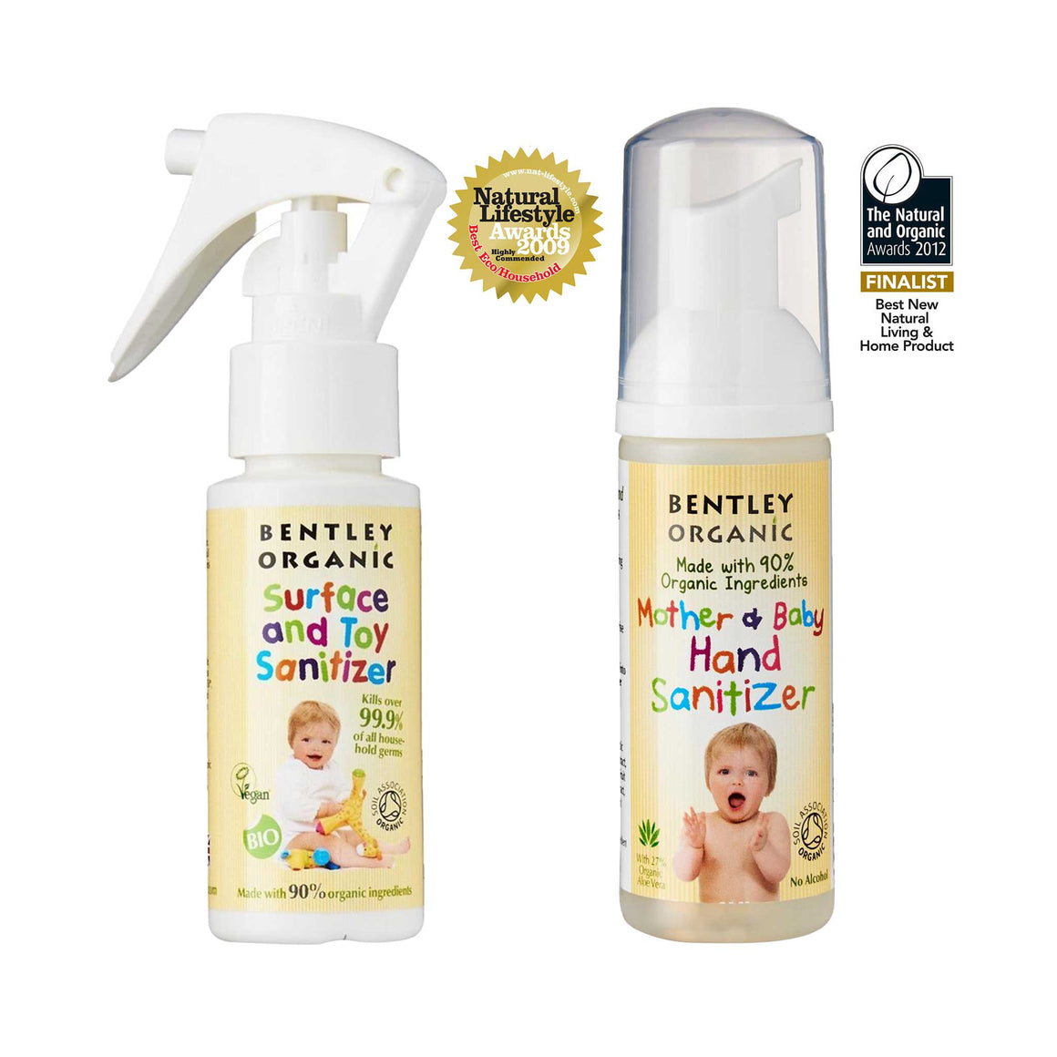 Clean Kids Gift Set