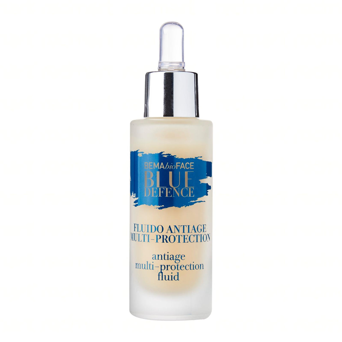 Blue Defence Organic Anti-Ageing Multi-Protection Fluid - Aldha