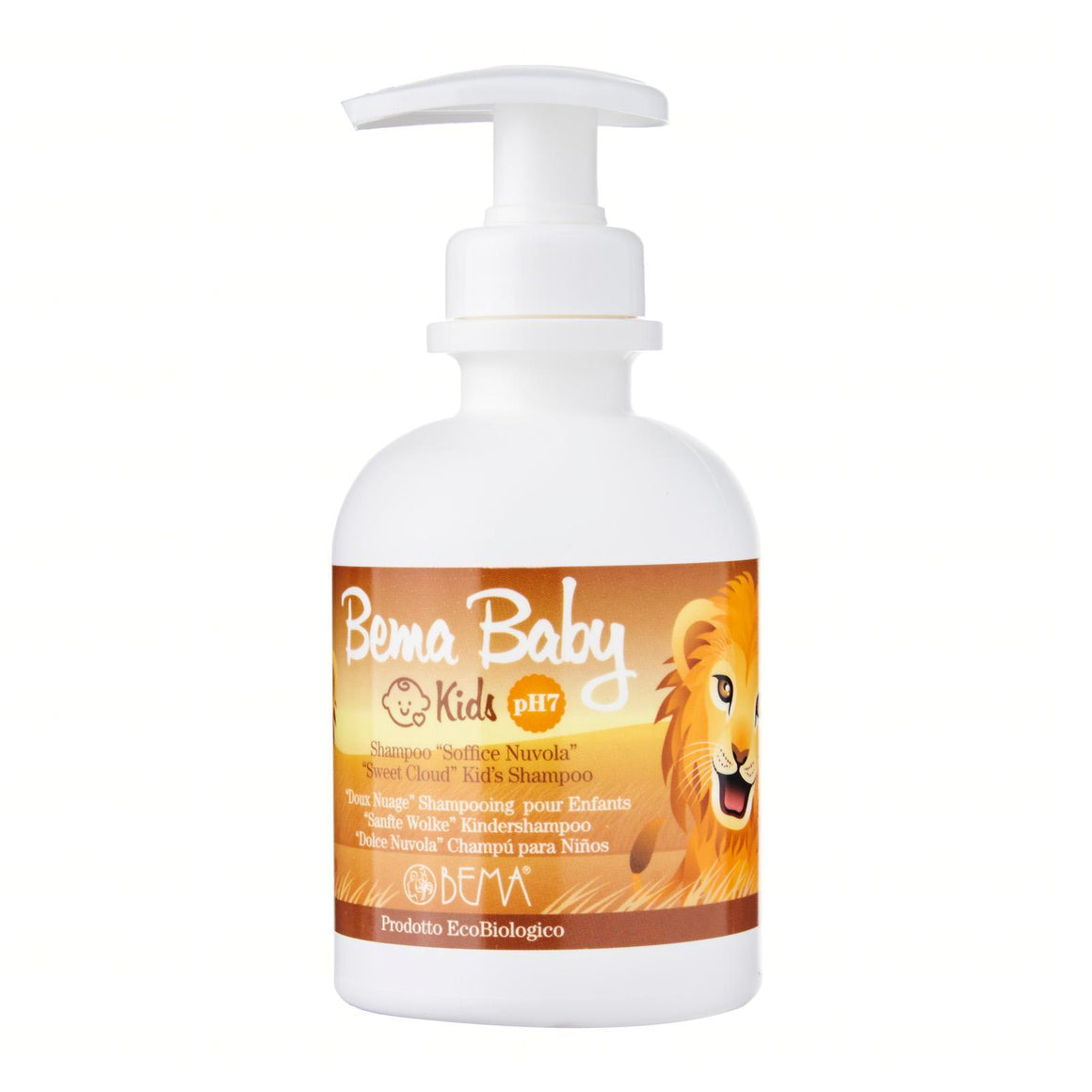 Sweet Cloud No Tears pH7 Organic Kid's Shampoo - Aldha