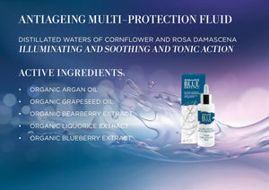 Blue Defence Anti-Ageing Set - Aldha