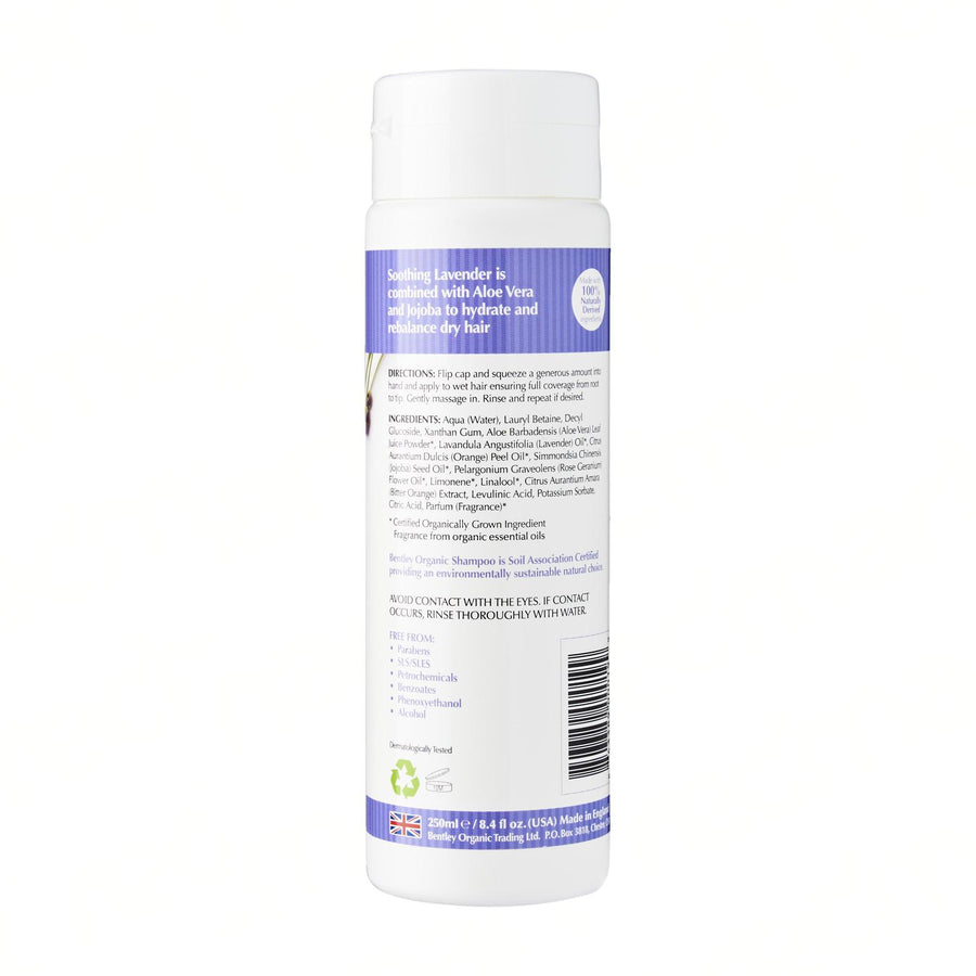 Normal to Dry Organic Shampoo - Aldha