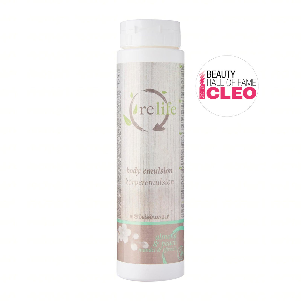 Relife Body Emulsion - Aldha