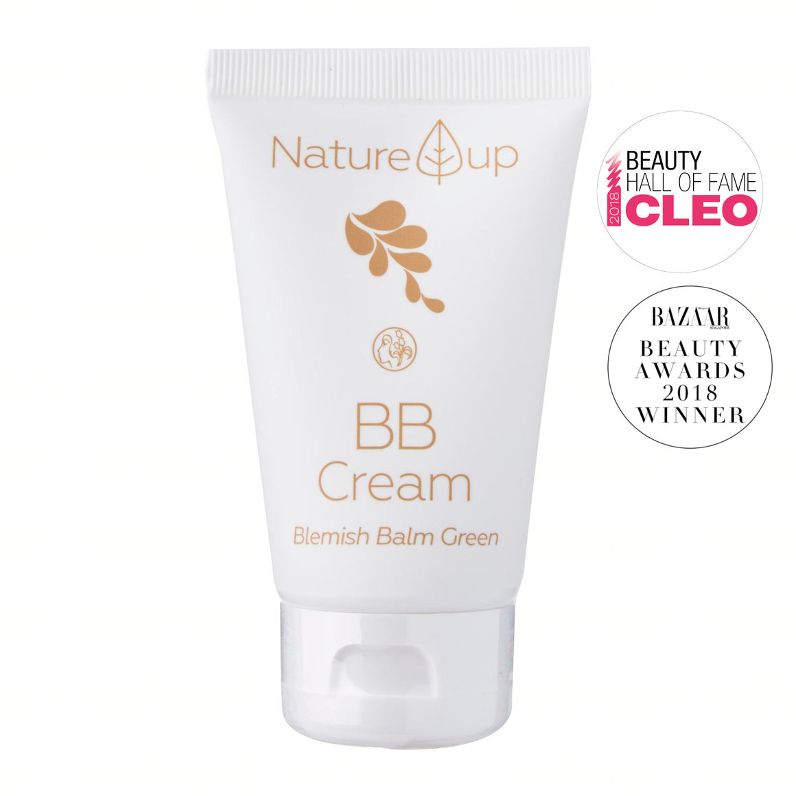Organic BB Cream - Aldha