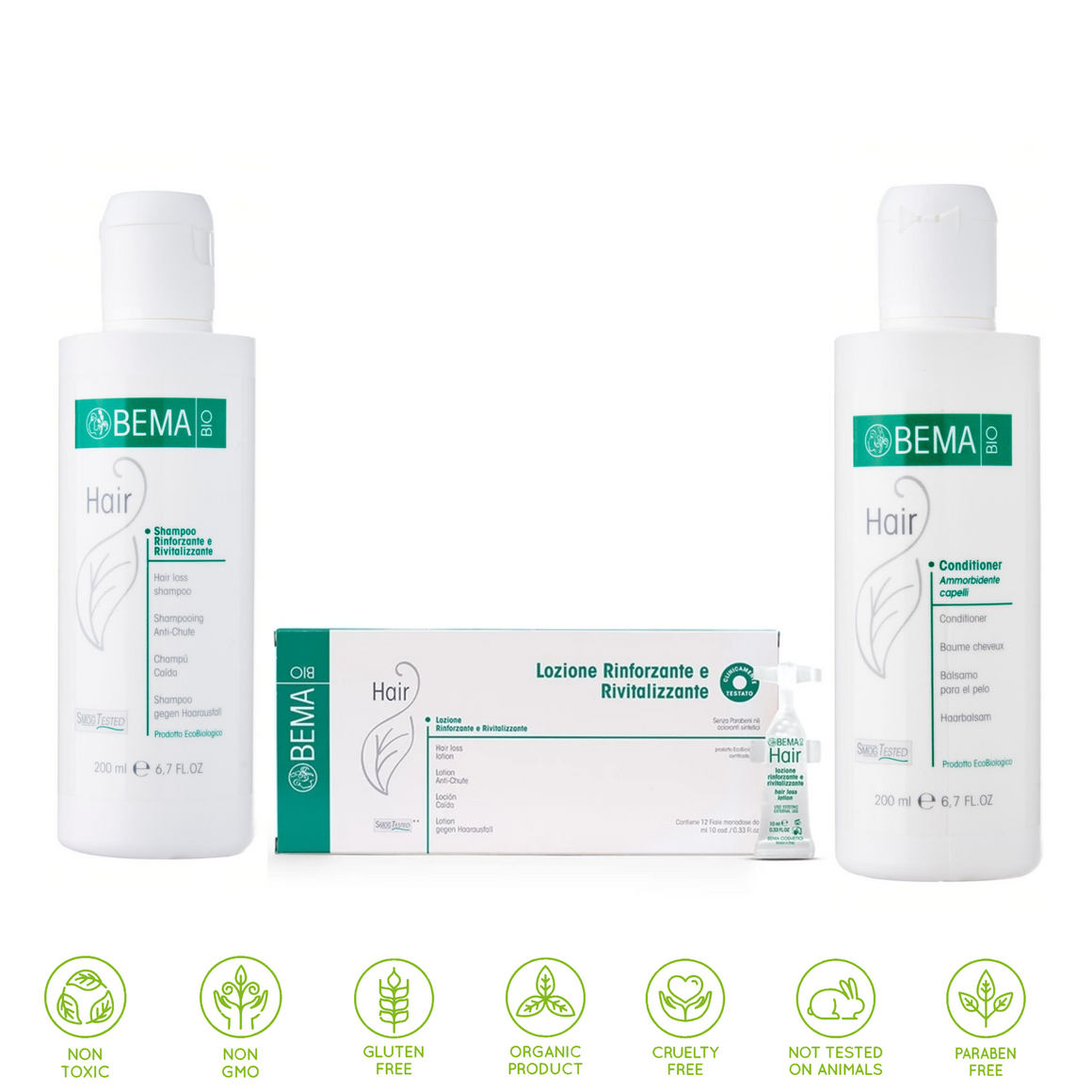 Ultimate Hair Renewal Gift Set - Aldha