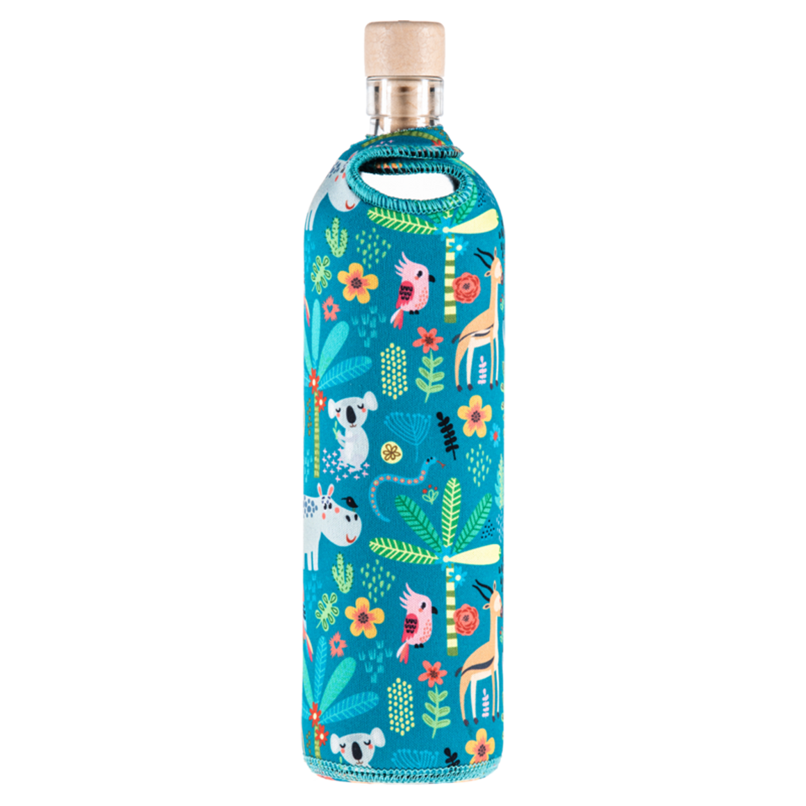 Flaska Neo Design - Animal Kingdom (300/500 ml) - Aldha
