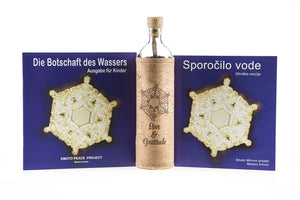 Spiritual Collection - Emoto Peace Project (300/500/750 ml) - Aldha