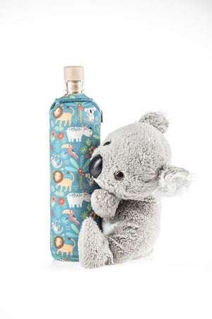Flaska Neo Design - Animal Kingdom Protective Sleeve (300/500 ml) - Aldha