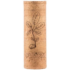 Flaska Natural Collection - The New Beginning Cork Protective Sleeve (300/500/750 ml) - Aldha
