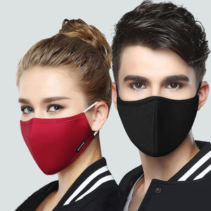 K-Fashion WECAN Washable Reusable Face Mask with Replaceable Filter. Anti-Pollution KN95 PM2.5 Protection - Aldha