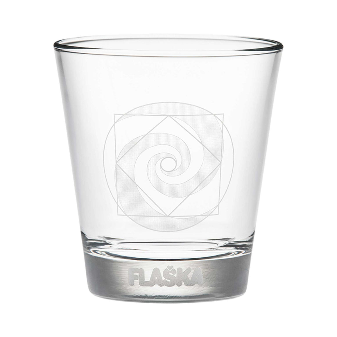 Flaska Sirius Glass Water Drinking Glass
