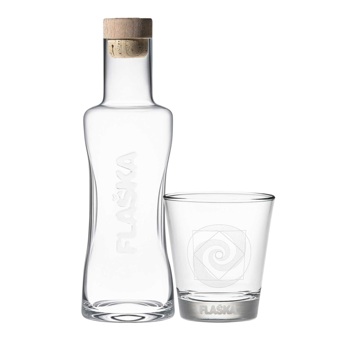 Flaska Wonderful Water Gift Set
