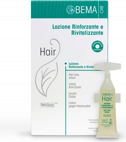 Hair Loss Bio Organic Lotion - Aldha