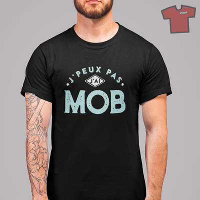 Collection tee shirt mobylette