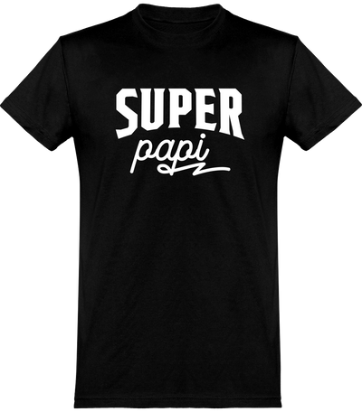 T shirt homme super papi