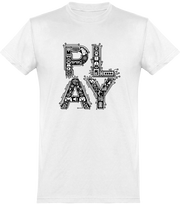 T shirt homme play