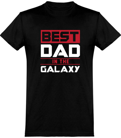 T shirt homme best dad
