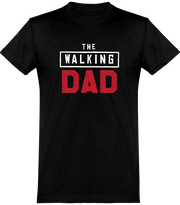 T shirt homme the walking dad