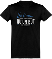 T shirt homme but 90e minute foot