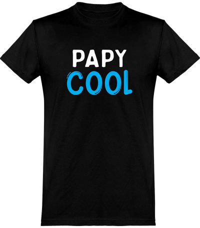T shirt homme papy cool