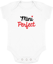 Body bébé Mini perfect