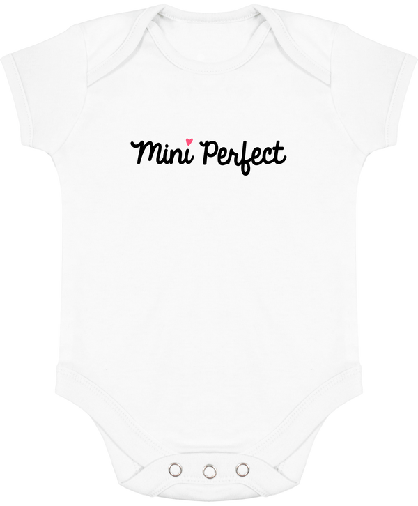 Body bébé Mini perfect 2