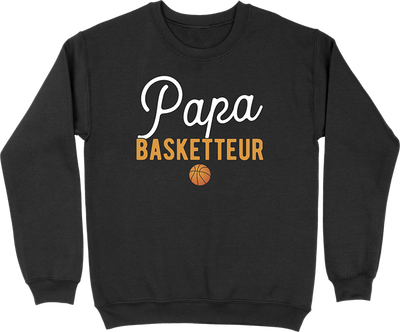 Pull homme papa & basketteur