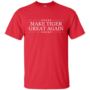 Make Tiger Great Again T-Shirt