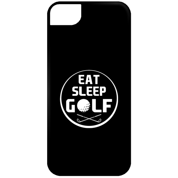 Eat Sleep Golf Phone Cases