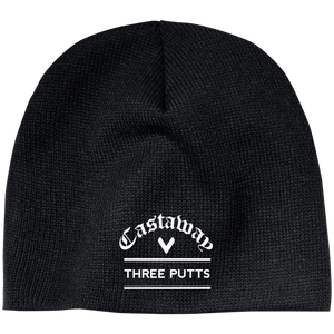 Castaway Three Putts Beanie
