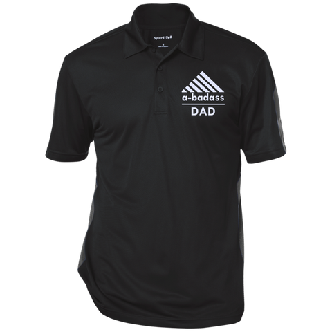A-Badass Dad Polo Shirt