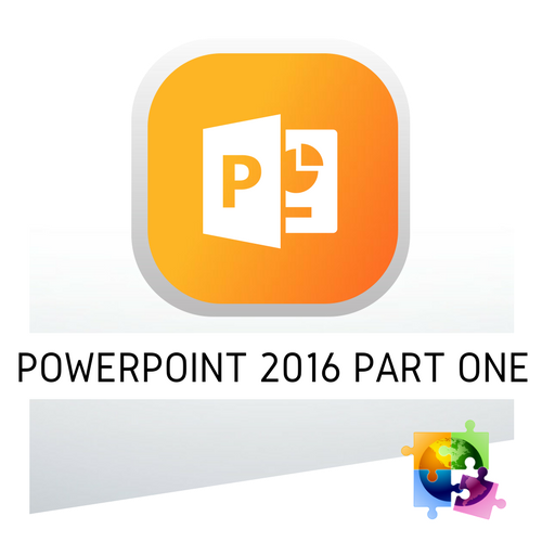 Microsoft PowerPoint 2016 Part One