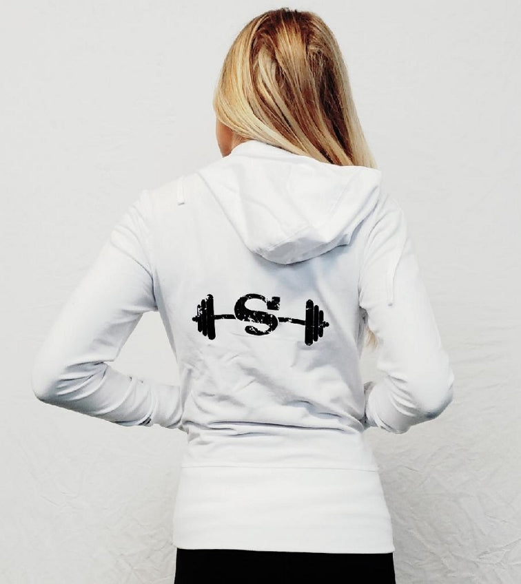 Swift Fit Zip Up Hoodie