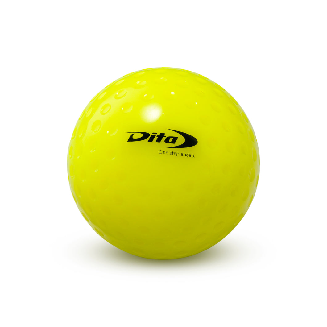 DITA® Dimple Matte Hockey Ball