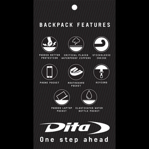 DITA® Icon Backpack