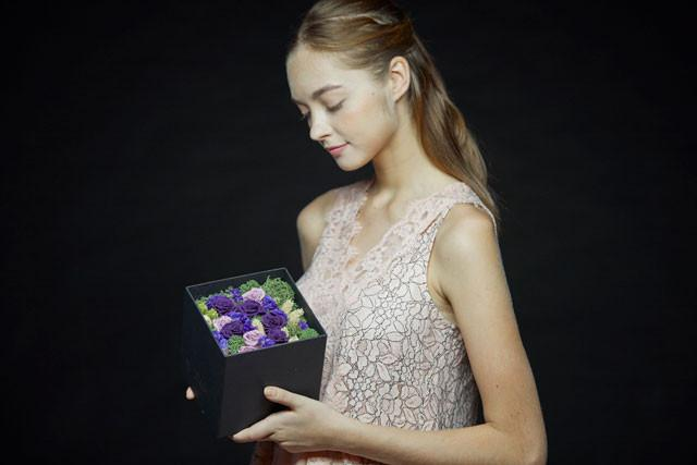 Model Holding Jardin Bovi Box™