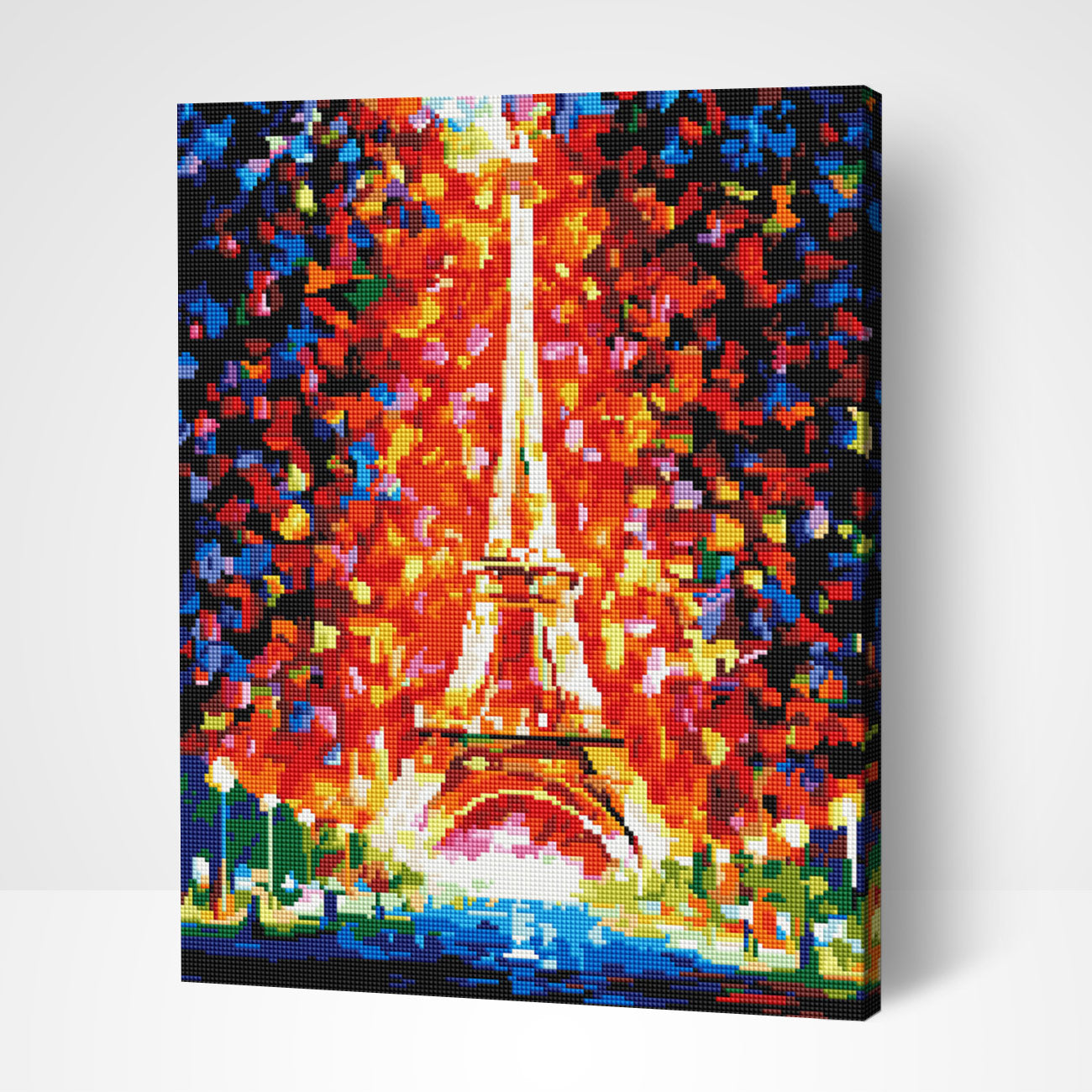 Eiffel Tower - Diamond Painting