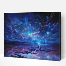 Universe Of Love - Diamond Painting
