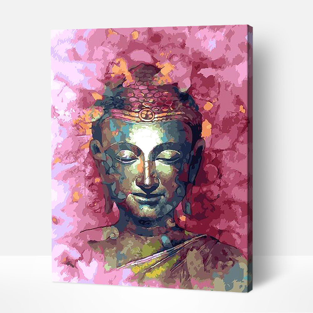 Zen Buddha Paint by Numbers for Adult