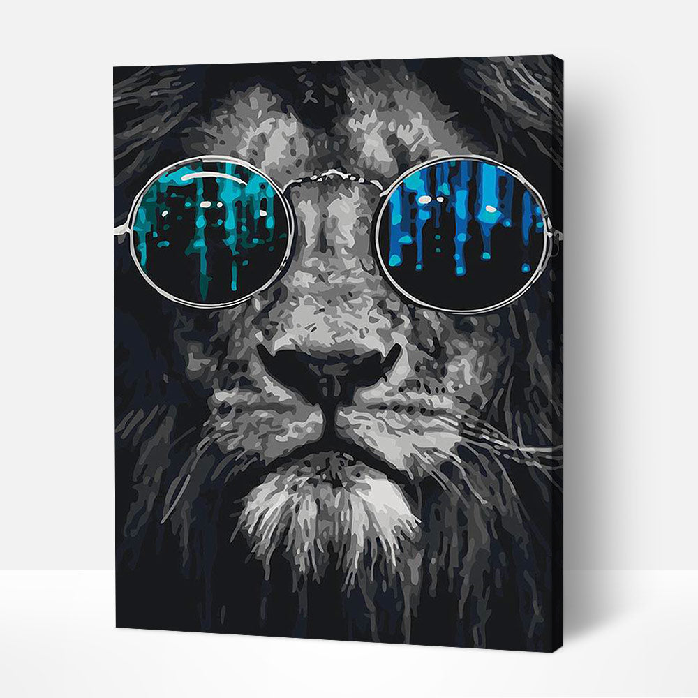 Stylish Lion