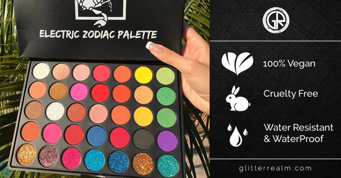 Electric Zodiac Palette