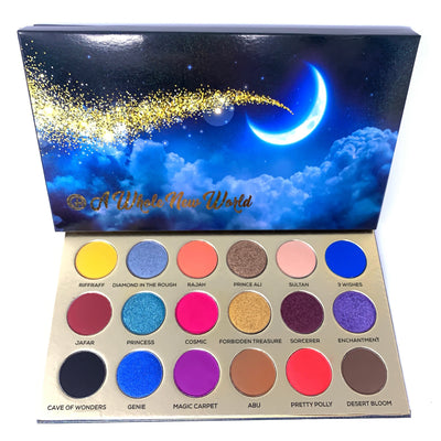 A Whole New World Eyeshadow Palette
