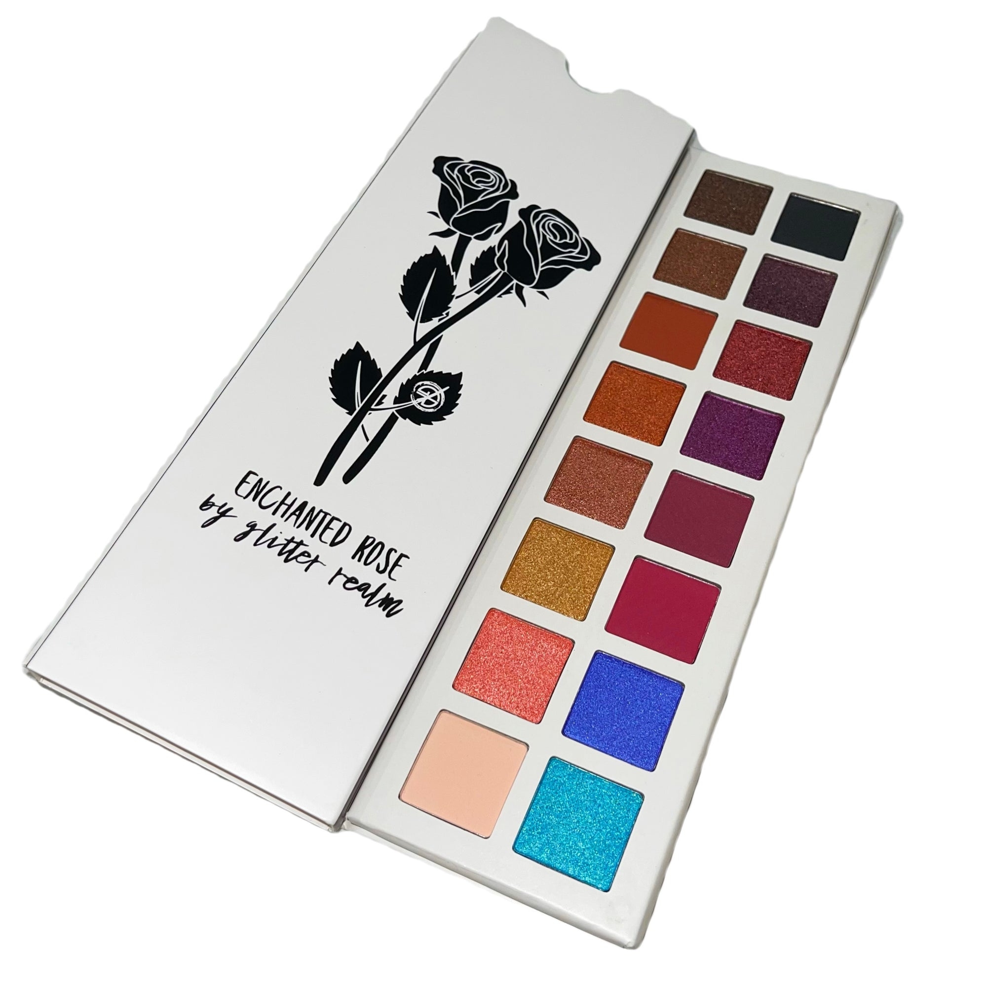 Enchanted Rose Palette