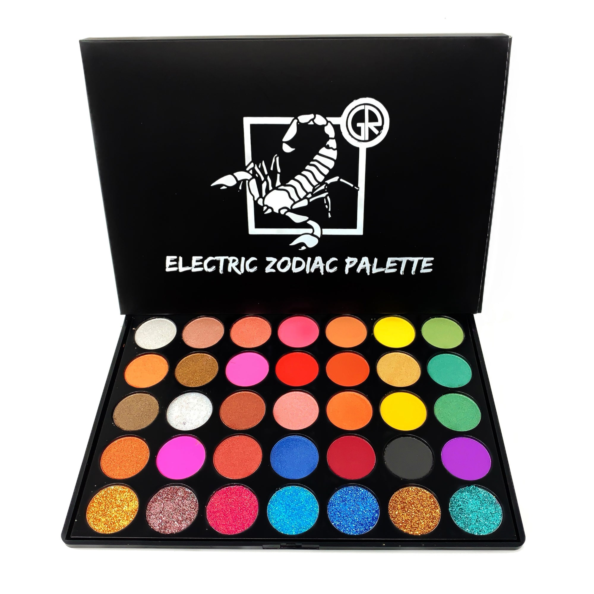 Electric Zodiac Eyeshadow Palette