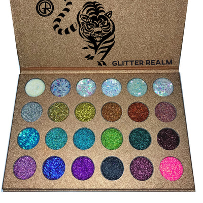 Majestic Two Glitter Palette