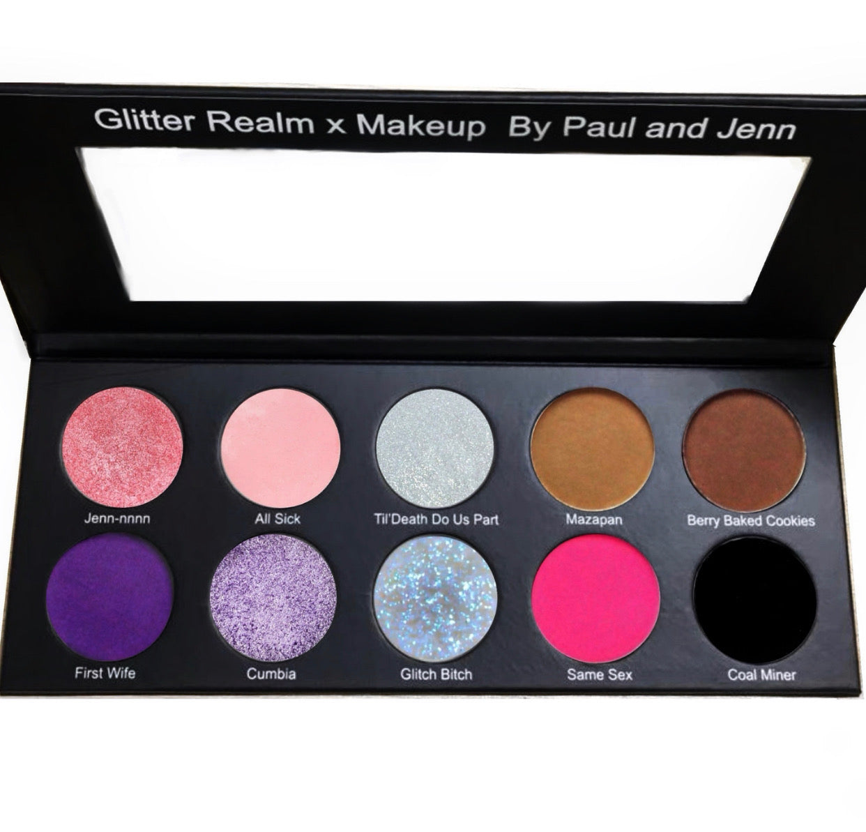 Til Death Do Us Part Palette
