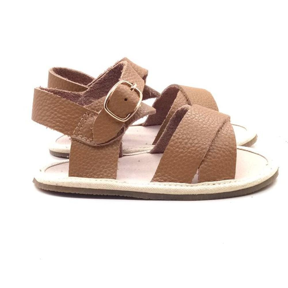 THE NOMAD SANDALS - brown