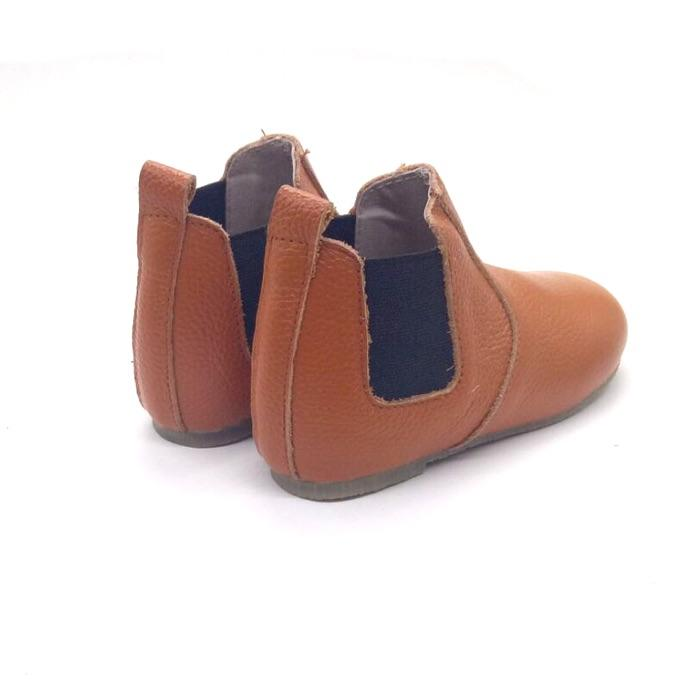 THE CANYON BOOTS - tan